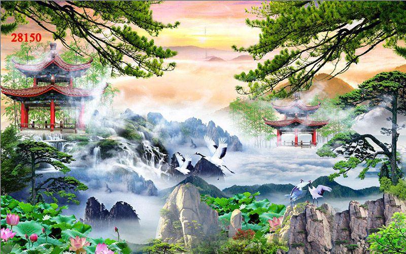 Tranh Sơn Thủy - 28150