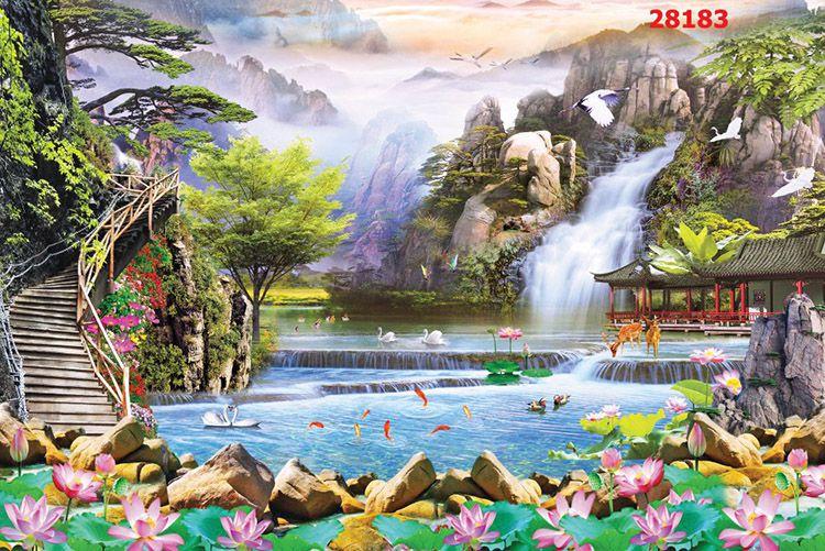 Tranh Sơn Thủy - 28183