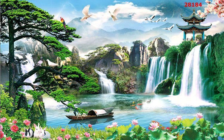 Tranh Sơn Thủy - 28184
