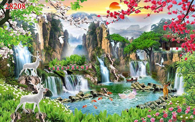 Tranh Sơn Thủy - 28208