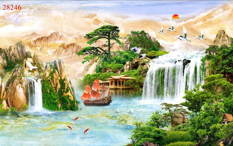 Tranh Sơn Thủy - 28246