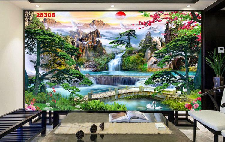 Tranh Sơn Thủy - 28308