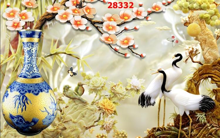 Tranh Tùng Hạc - 28332
