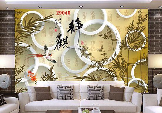 Tranh Hoa 3D - 29040