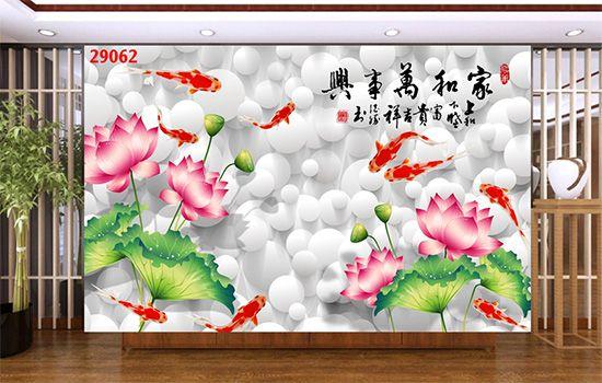 Tranh Hoa 3D - 29062