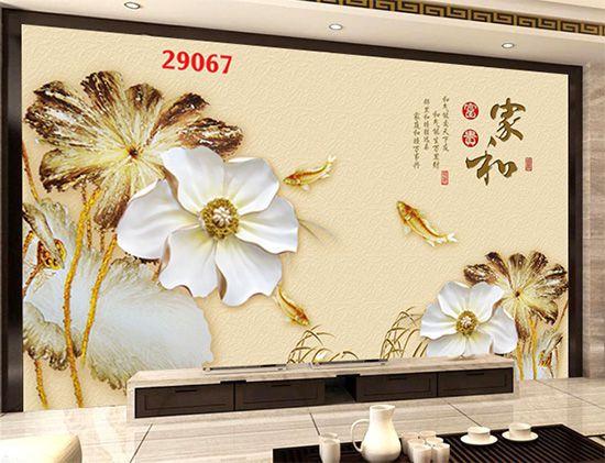 Tranh Hoa 3D - 29067