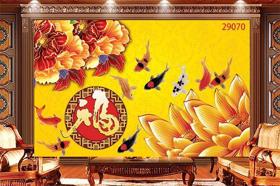 Tranh Hoa 3D - 29070
