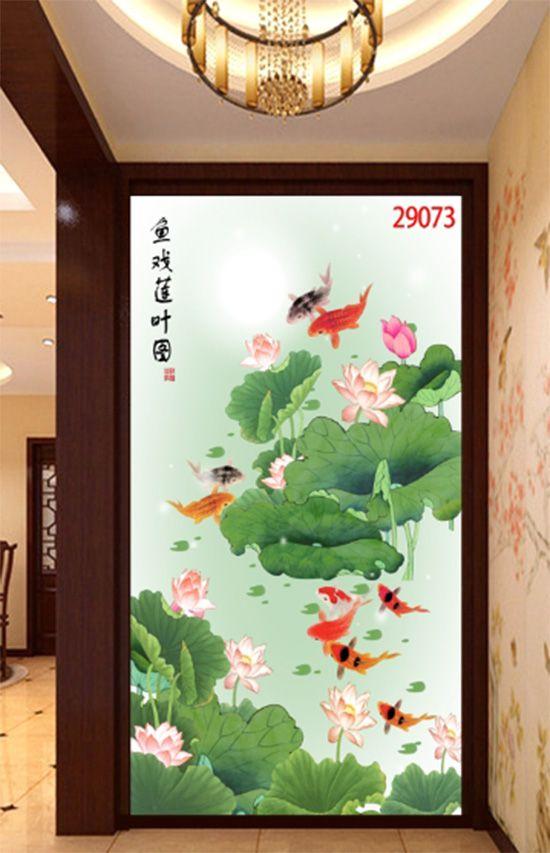 Tranh Hoa 3D - 29073