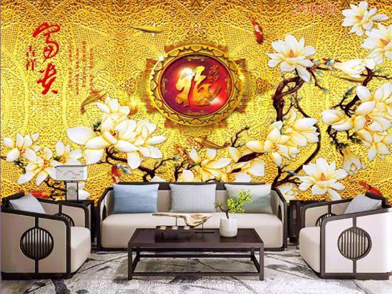 Tranh Hoa 3D - 29079