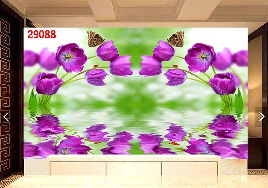 Tranh Hoa 3D - 29088