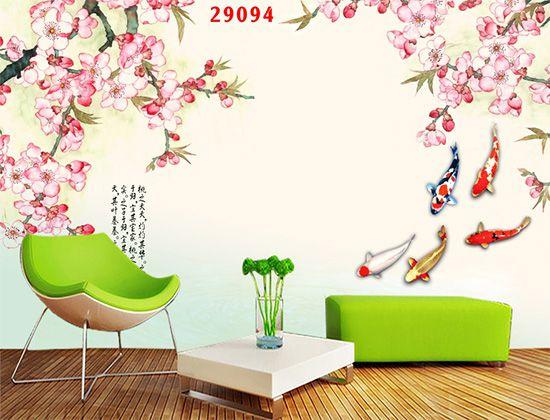 Tranh Hoa 3D - 29094
