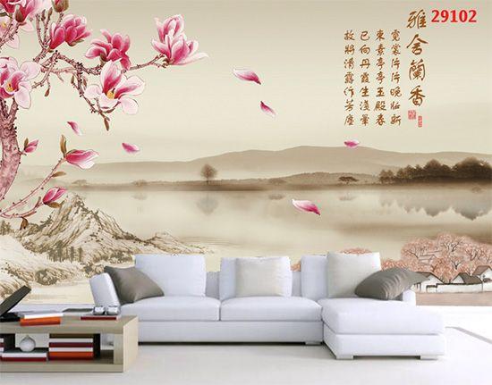 Tranh Hoa 3D - 29102