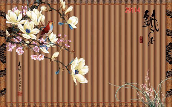Tranh Hoa 3D - 29114