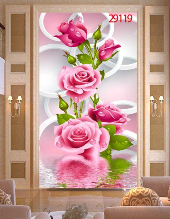 Tranh Hoa 3D - 29119