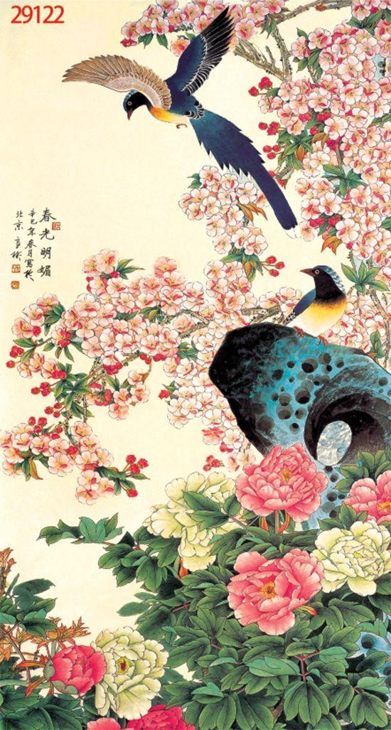Tranh Hoa 3D - 29122