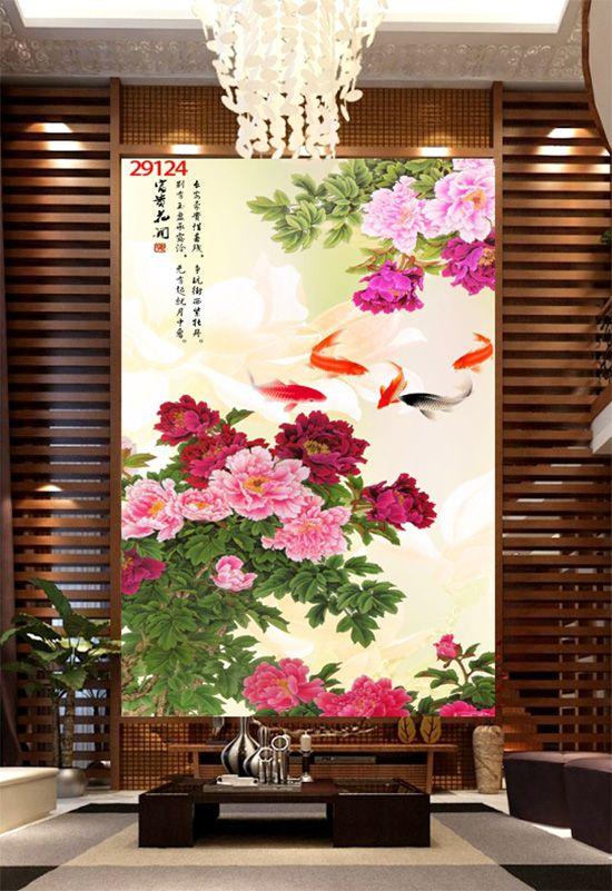 Tranh Hoa 3D - 29124