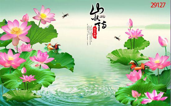 Tranh Hoa 3D - 29127