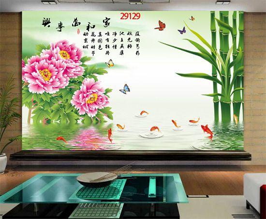 Tranh Hoa 3D - 29129