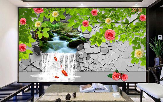 Tranh Hoa 3D - 29138