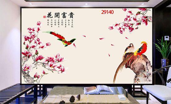 Tranh Hoa 3D - 29140