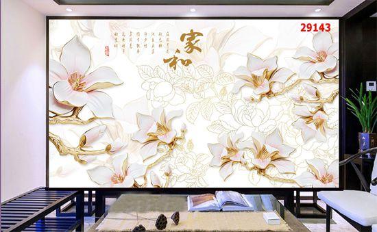 Tranh Hoa 3D - 29143