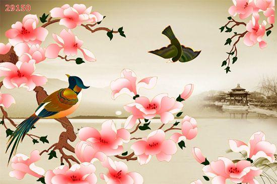 Tranh Hoa 3D - 29150