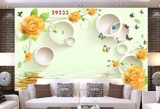 Tranh Hoa 3D - 29233