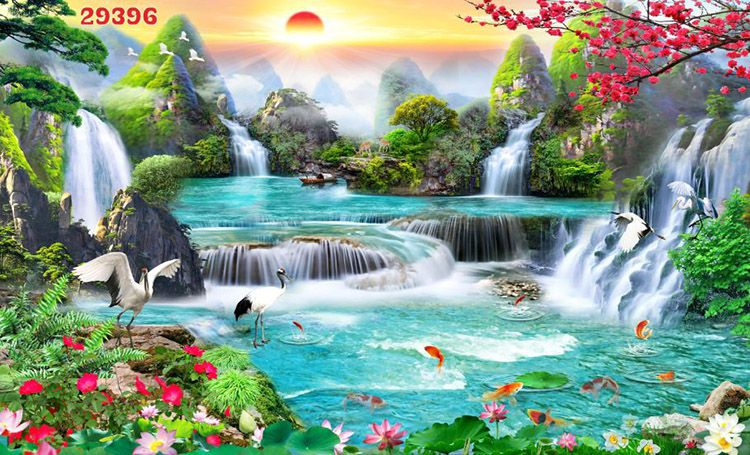 Tranh Sơn Thủy - 28396
