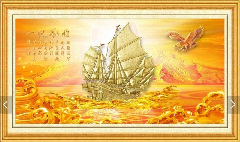 Thuận Buồm  Xuôi Gió - 657