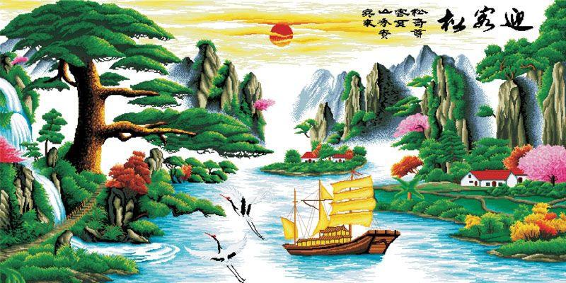Tranh Sơn Thủy - 239