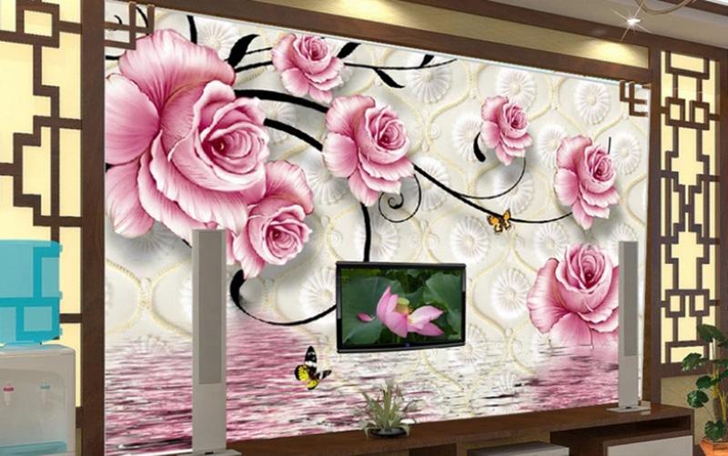 Tranh Hoa 3D - 2809