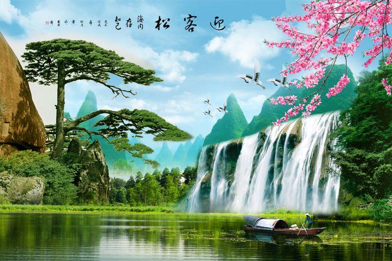 Tranh Sơn Thủy - 2859