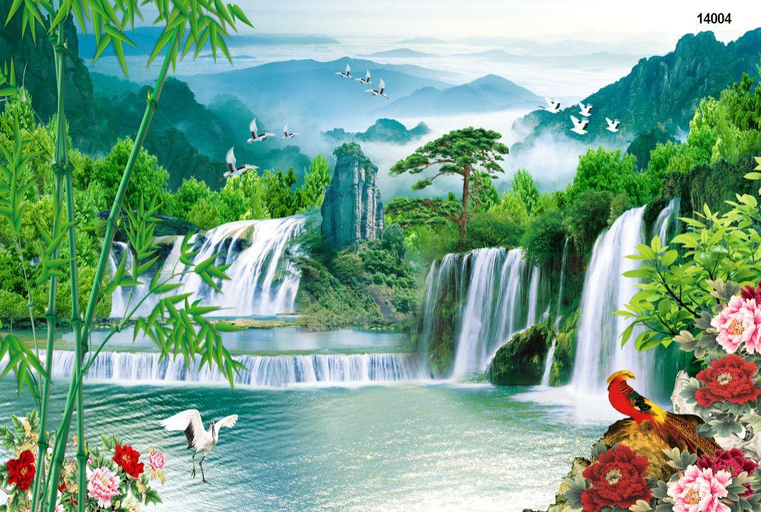 Tranh Sơn Thủy - 14004