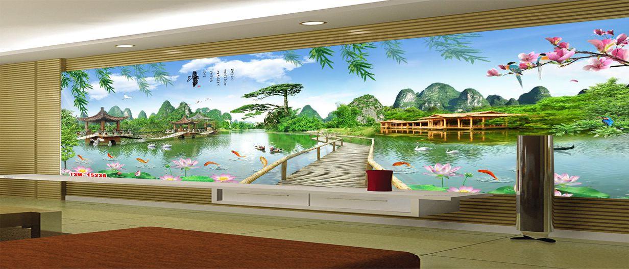 Tranh Sơn Thủy - 15239