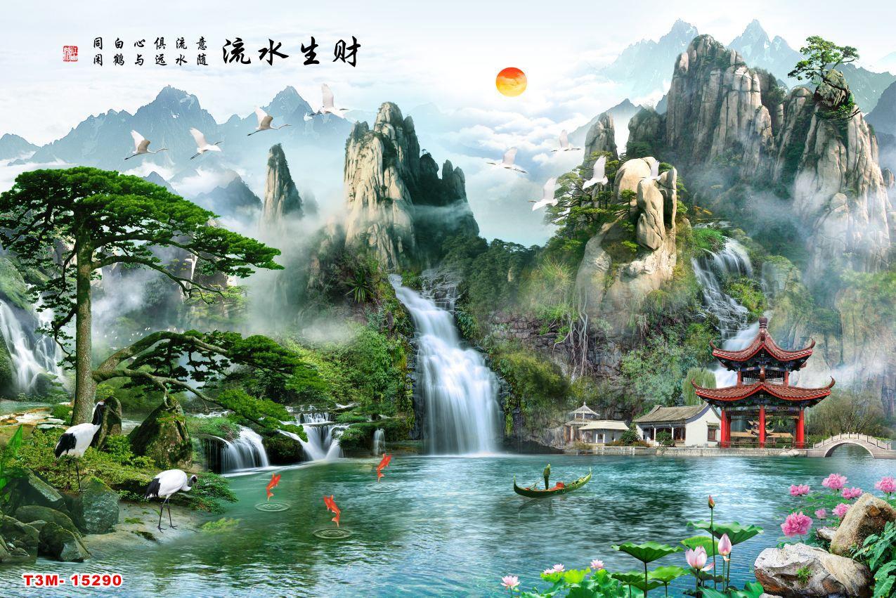 Tranh Sơn Thủy - 15290