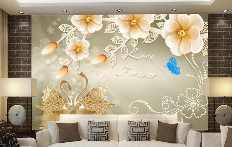 Tranh Hoa 3D - 15325