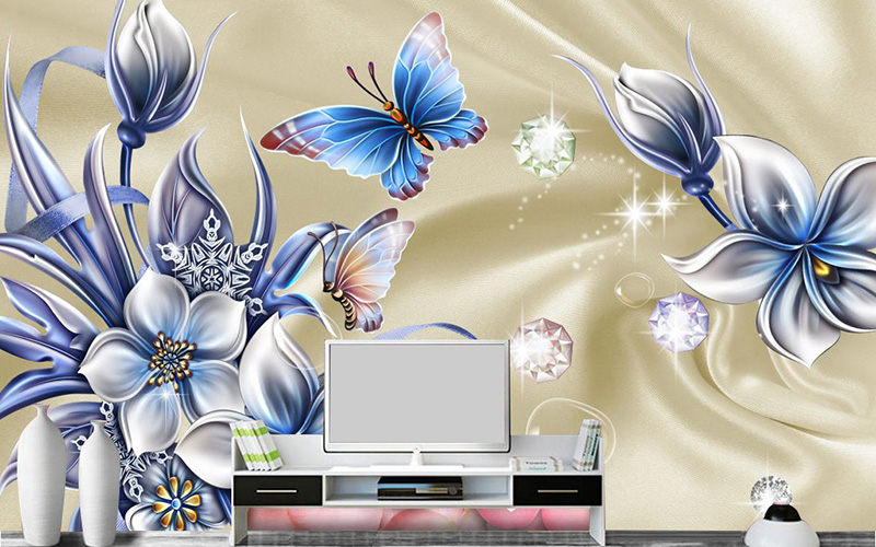 Tranh Hoa 3D - 15351