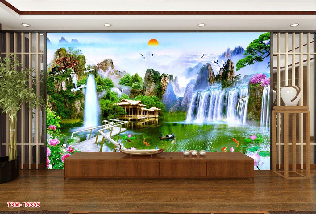 Tranh Sơn Thủy - 15355