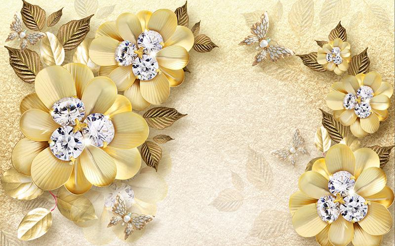 Tranh Hoa 3D - 15413