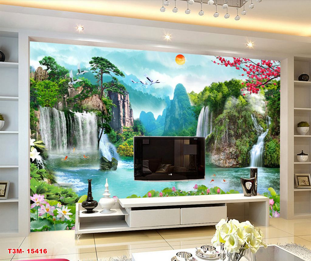 Tranh Sơn Thủy - 15416