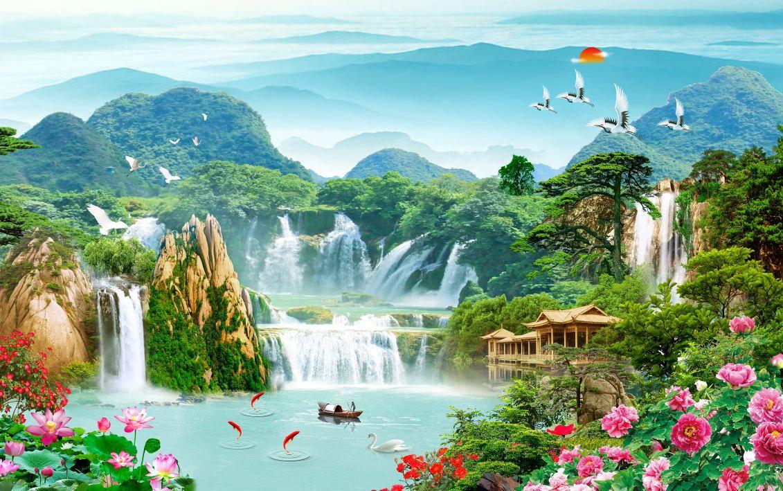 Tranh Sơn Thủy - 15742