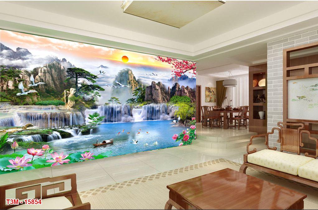 Tranh Sơn Thủy - 15854
