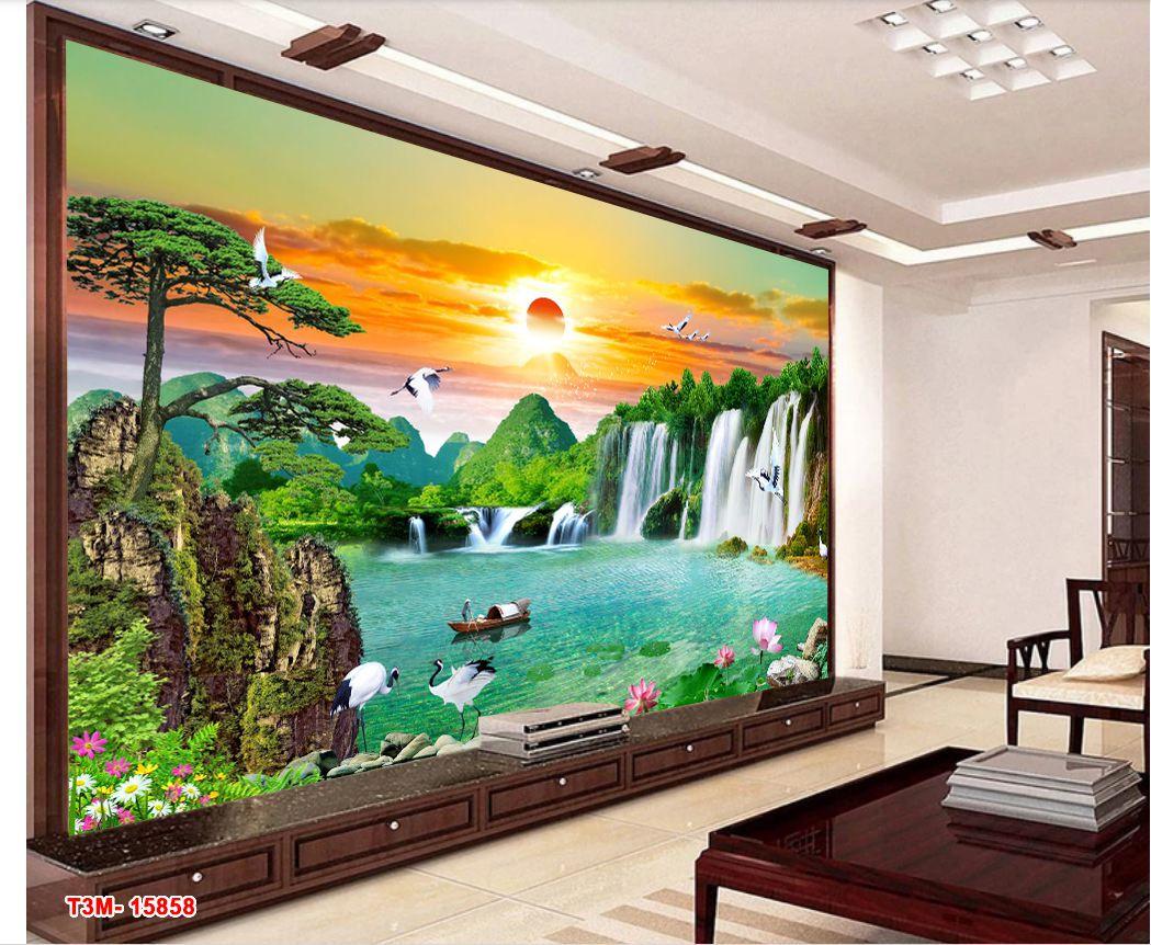 Tranh Sơn Thủy - 15858