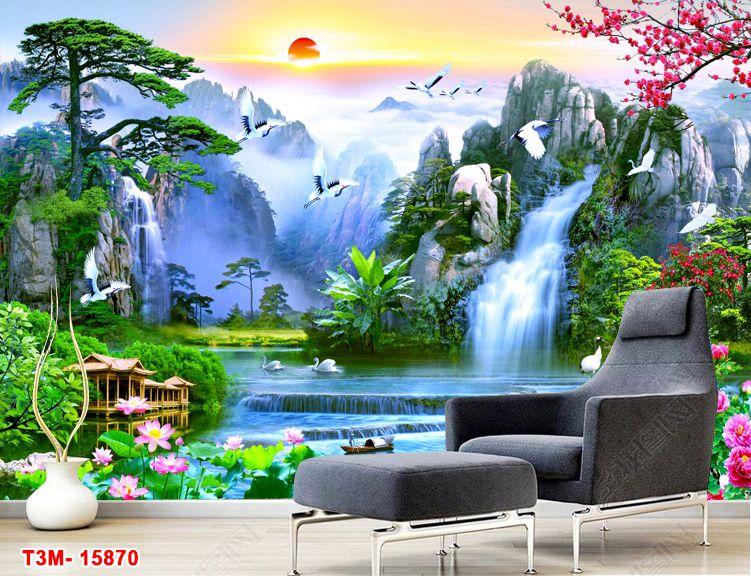 Tranh Sơn Thủy - 15870