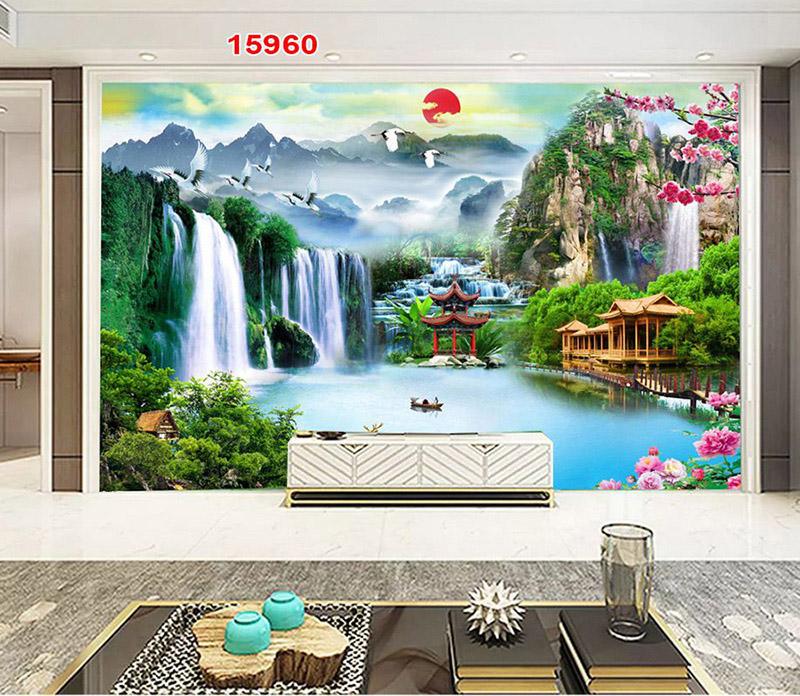Tranh Sơn Thủy - 15960