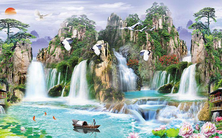 Tranh Sơn Thủy - 20568