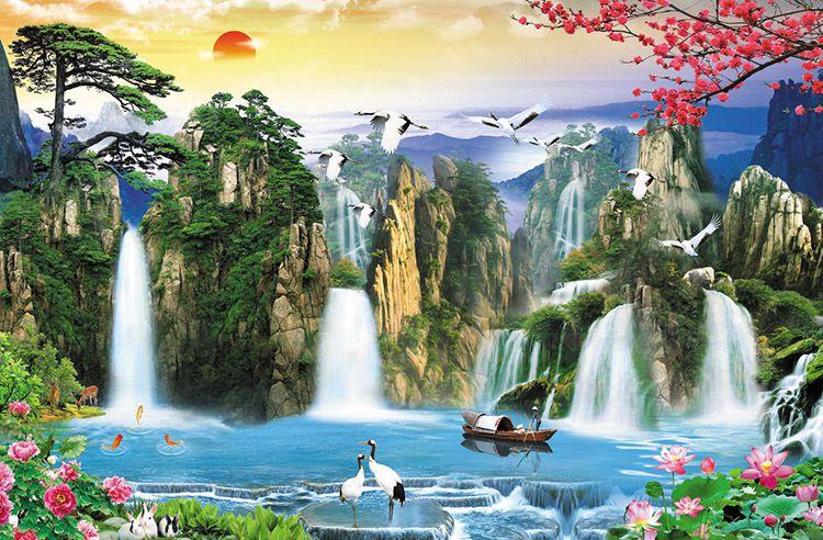Tranh Sơn Thủy - 20569