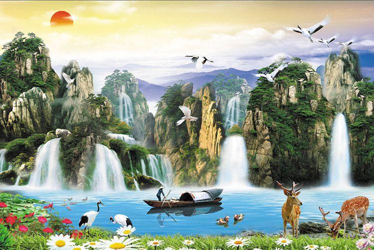 Tranh Sơn Thủy - 20570