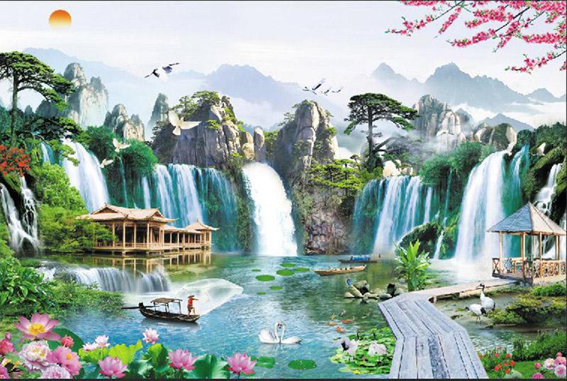 Tranh Sơn Thủy - 20582