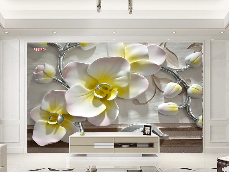 Tranh Hoa 3D - 25017